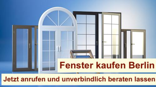 Fenster kaufen Berlin - Fensterkauf