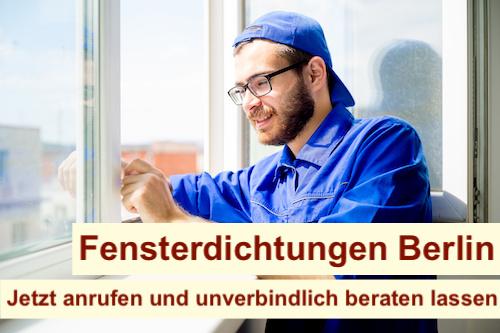 Fensterdichtungen Berlin