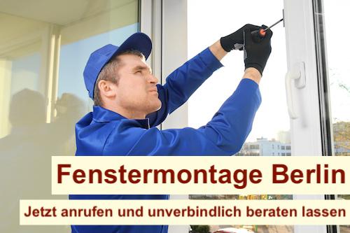 Fenstermontage Berlin