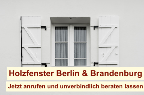 Holzfenster Berlin & Brandenburg