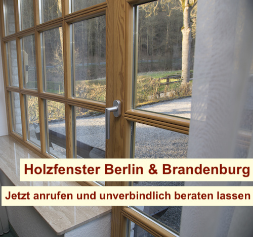 Holzfenster Berlin