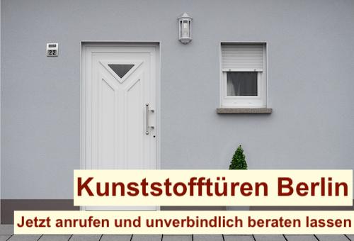 Kunststofftüren Berlin