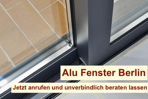 Alu Fenster Berlin