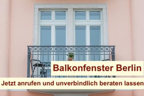 Balkonfenster Berlin