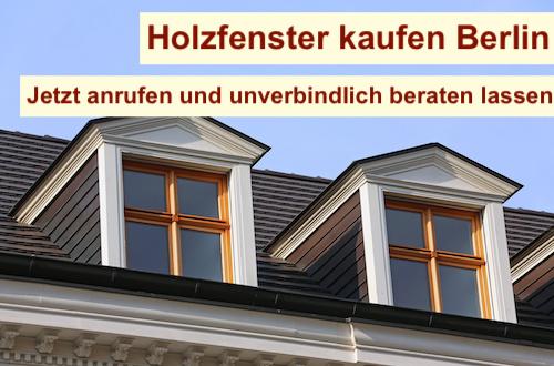 Holzfenster kaufen Berlin