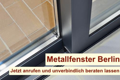 Metallfenster Berlin