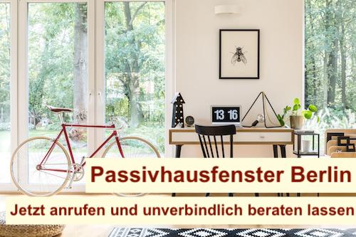 Passivhausfenster Berlin